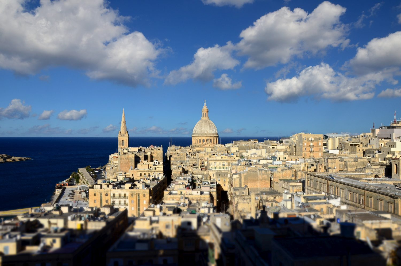 Fare trading Immobiliare a Malta