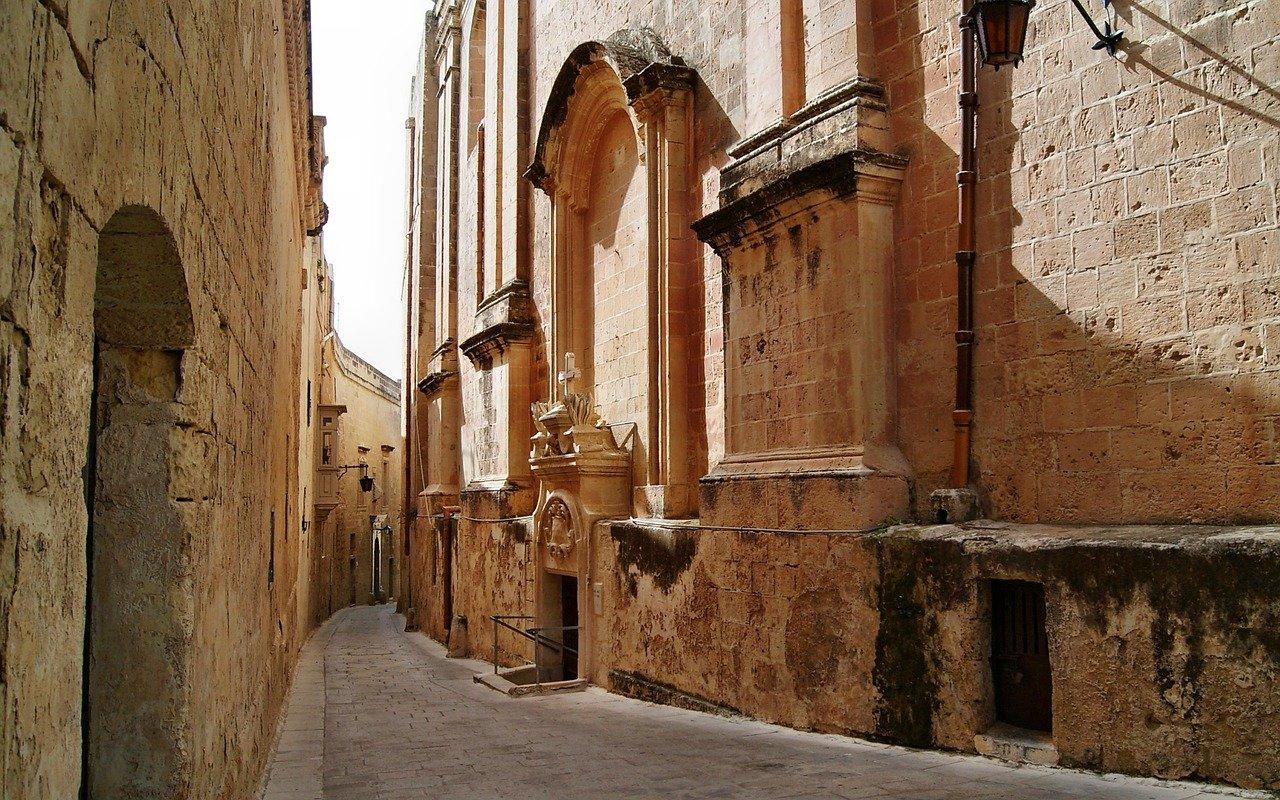 Malta Location del Trono di Spade