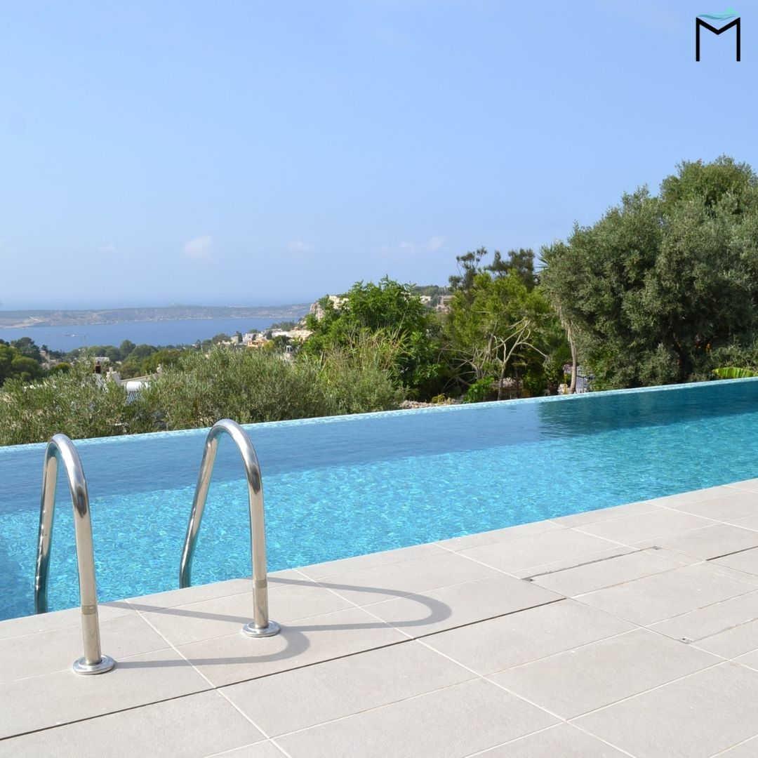 Villa di lusso con piscina.